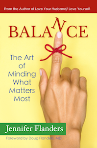 Balance: The Art of Minding What Matters Most