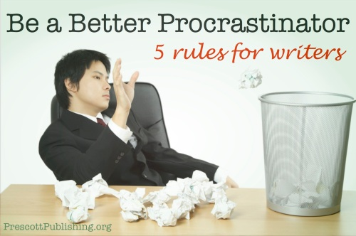procrastination-for-writers