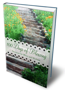 100 Days of Blessing - Volume 1