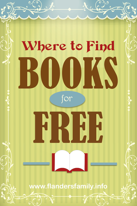 Free books? Sign me up!